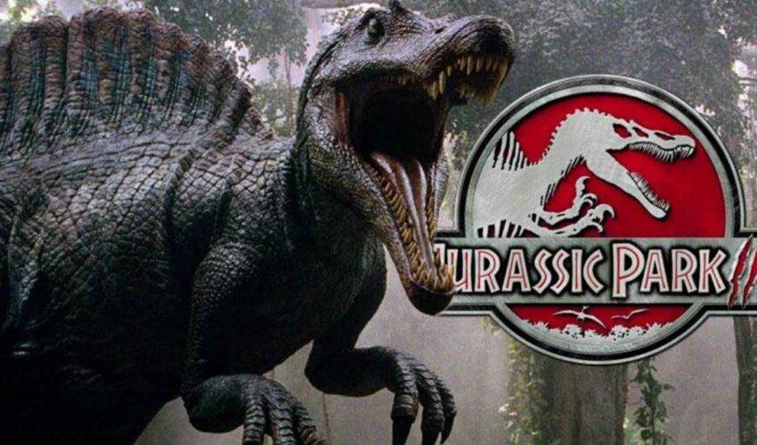 Jurassic Park 3 Spinosaurus Dinozor Nehir