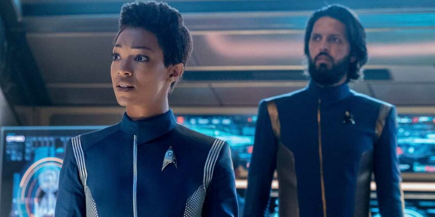 Star Trek: Discovery 4. Sezon