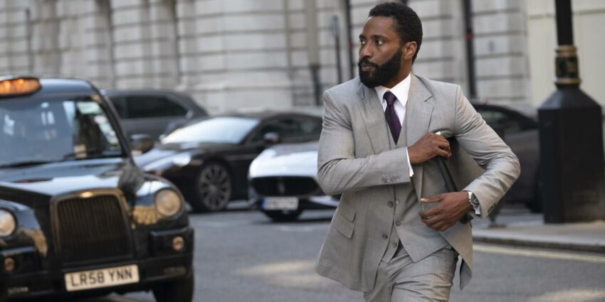Tenet 2 - John David Washington