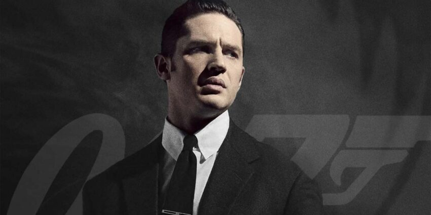 Tom Hardy Yeni James Bond