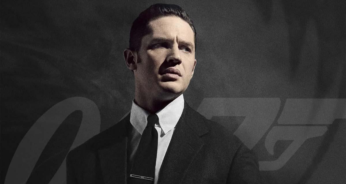 Tom Hardy Yeni James Bond