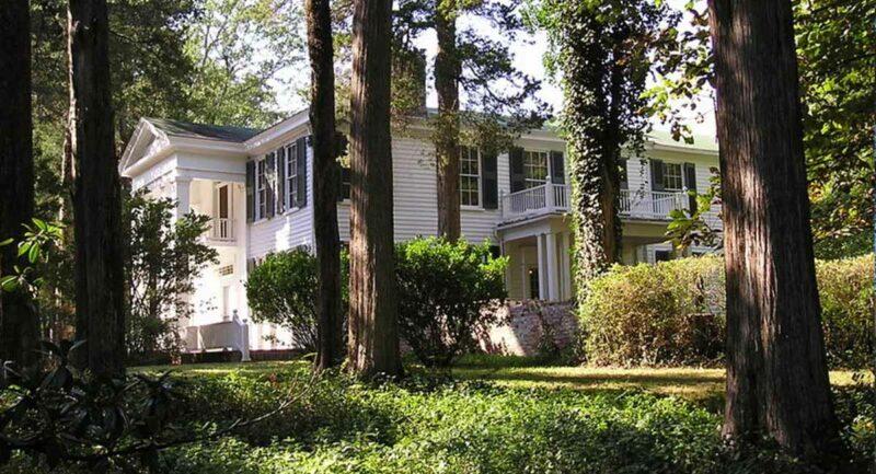 William Faulkner yazar evleri