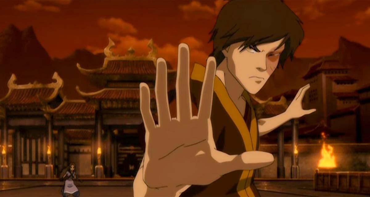 Yeni Avatar: The Last Airbender Videosu Zuko ve Azula