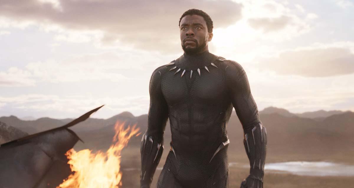 black panther chadwick boseman wakanda dizisi