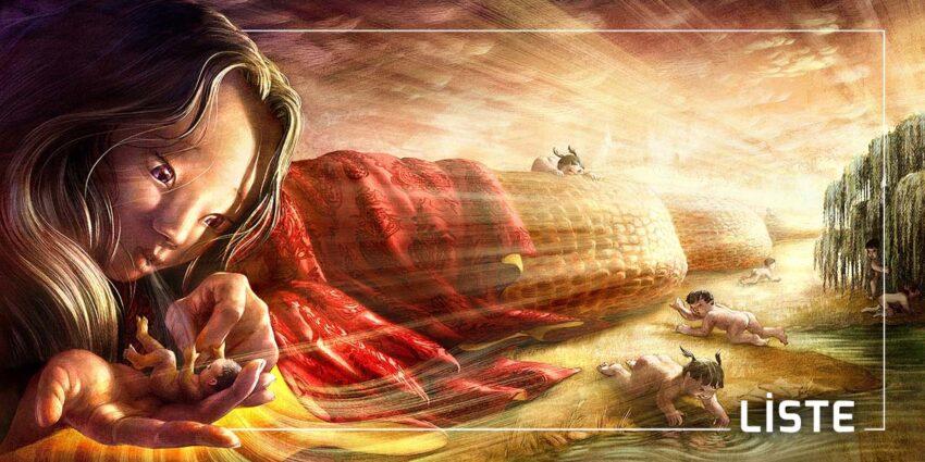 Çin Mitolojisi Hakkında En Şaşırtıcı 10 Hikâye