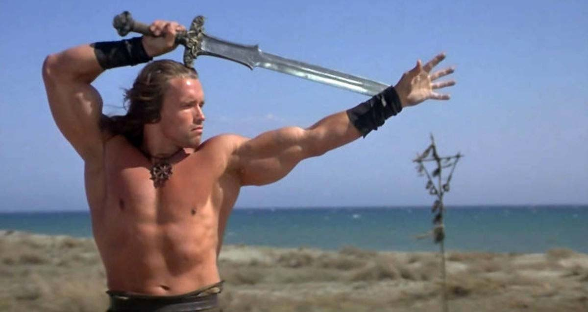 conan the barbarian netflix dizisi