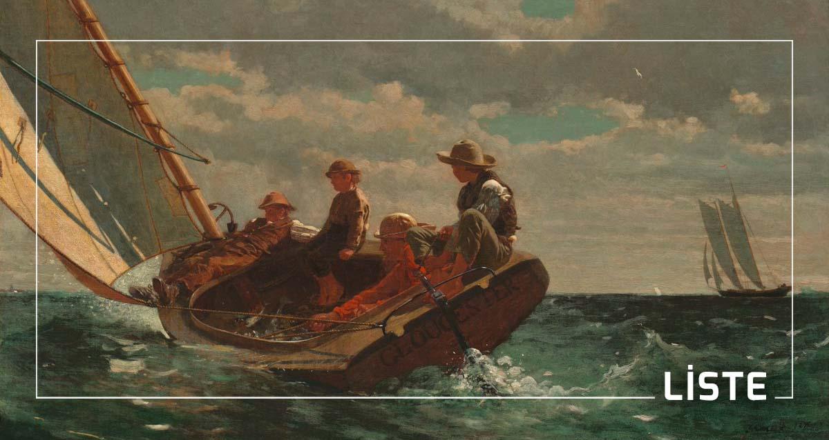 Deniz Edebiyatı ve Denizcilik Kültürü Kitapları
