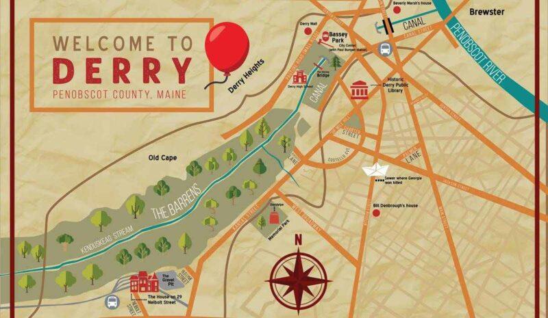 Derry Kasabası