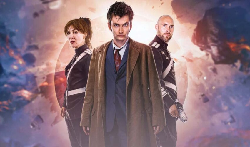 Doctor Who David Tennant Dalek Universe
