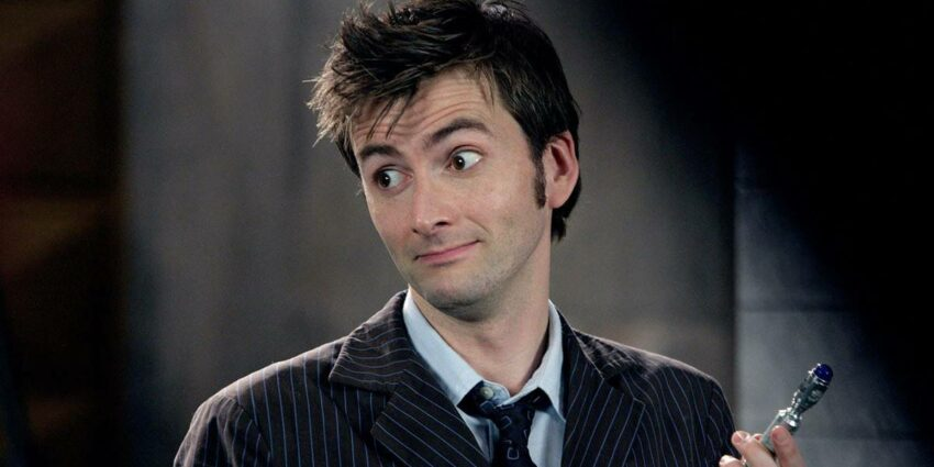 Doctor Who David Tennant En İyi Doktor