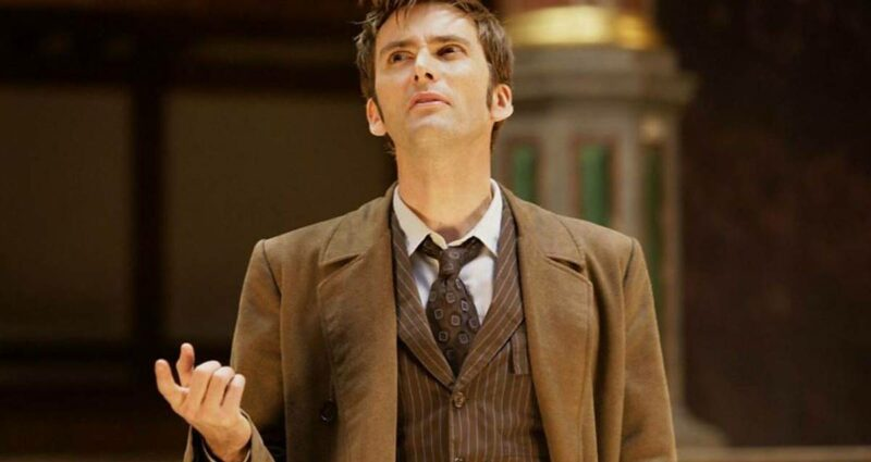 Doctor Who David Tennant En İyi Doktor