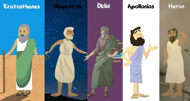 Eski Bilim İnsanları