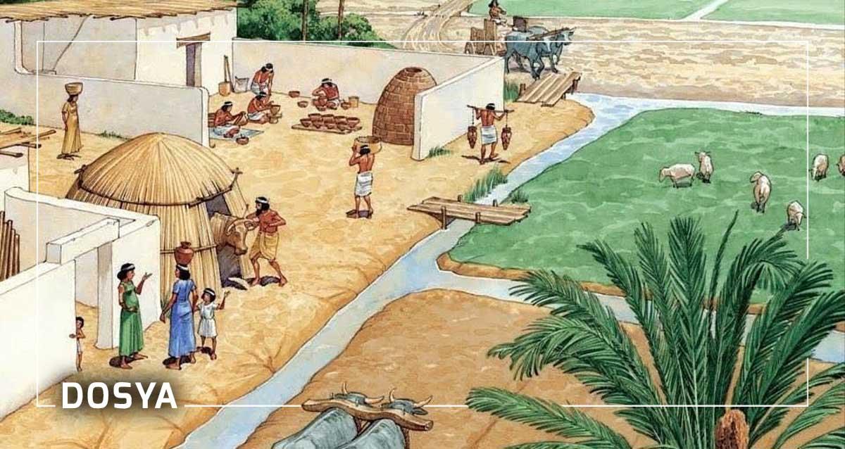 Eski Mısır Gündelik Yaşam