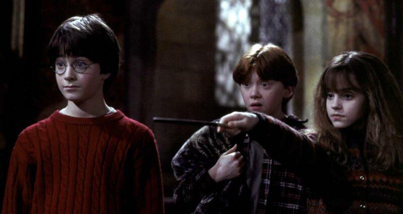 J.K. Rowling Harry Potter ve Felsefe Taşı