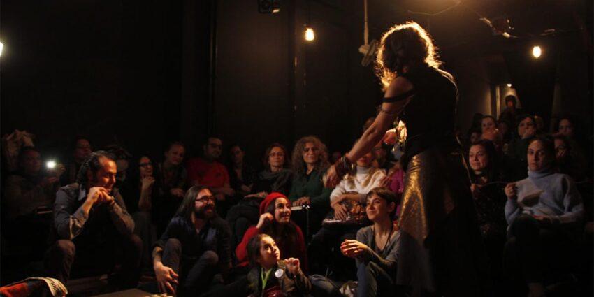 2,5 Uluslararası İstanbul Hikâye Anlatıclığı Festivali