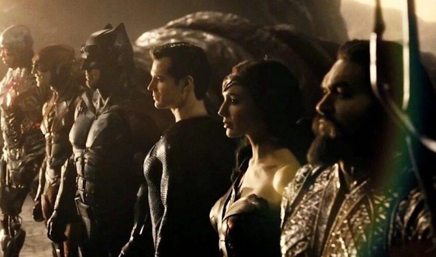 Zack Snyder's Justice League - Ek Çekim