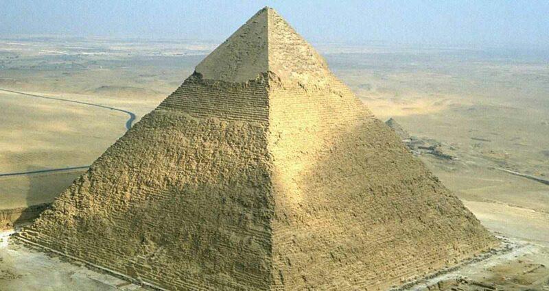 khafre piramidi mısır