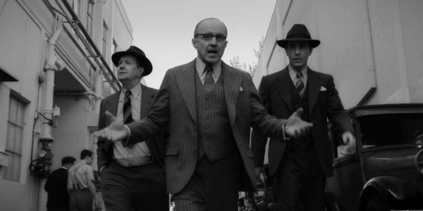 Mank - David Fincher Netflix Film