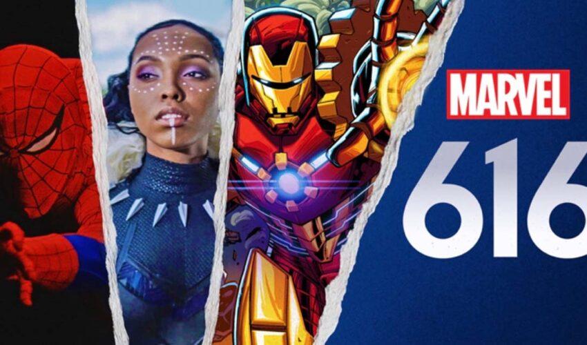 marvel's 616 fragmanı