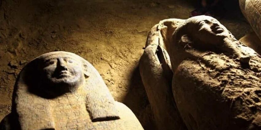 Antik Mısır Tabut
