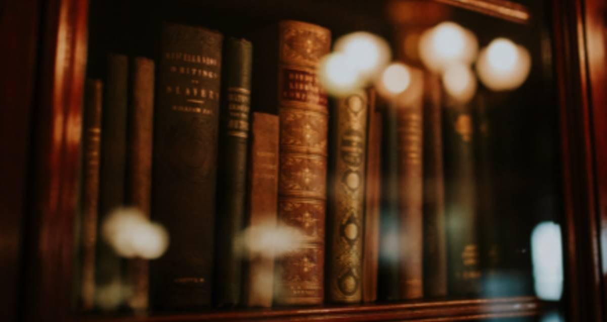 Kitap Koleksiyonu Soygun