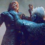 Game of Thrones Night King Sonu Maisie Williams