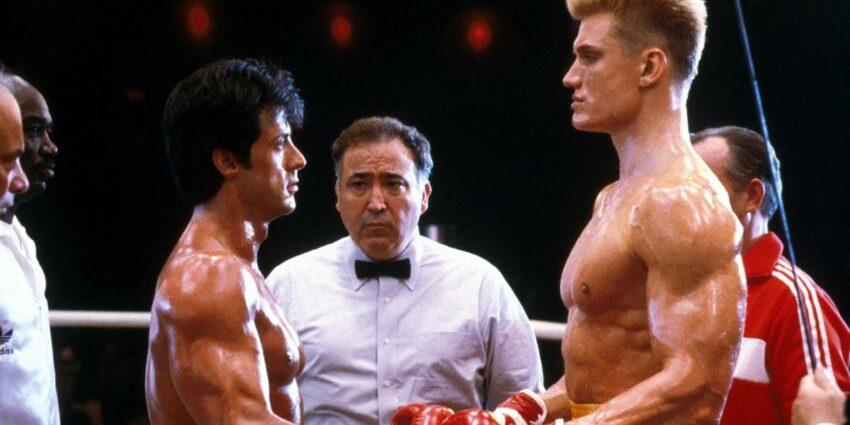 Rocky 4 - Sylvester Stallone