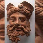 Şarap Tanrısı Dionysos Maskesi Balıkesir