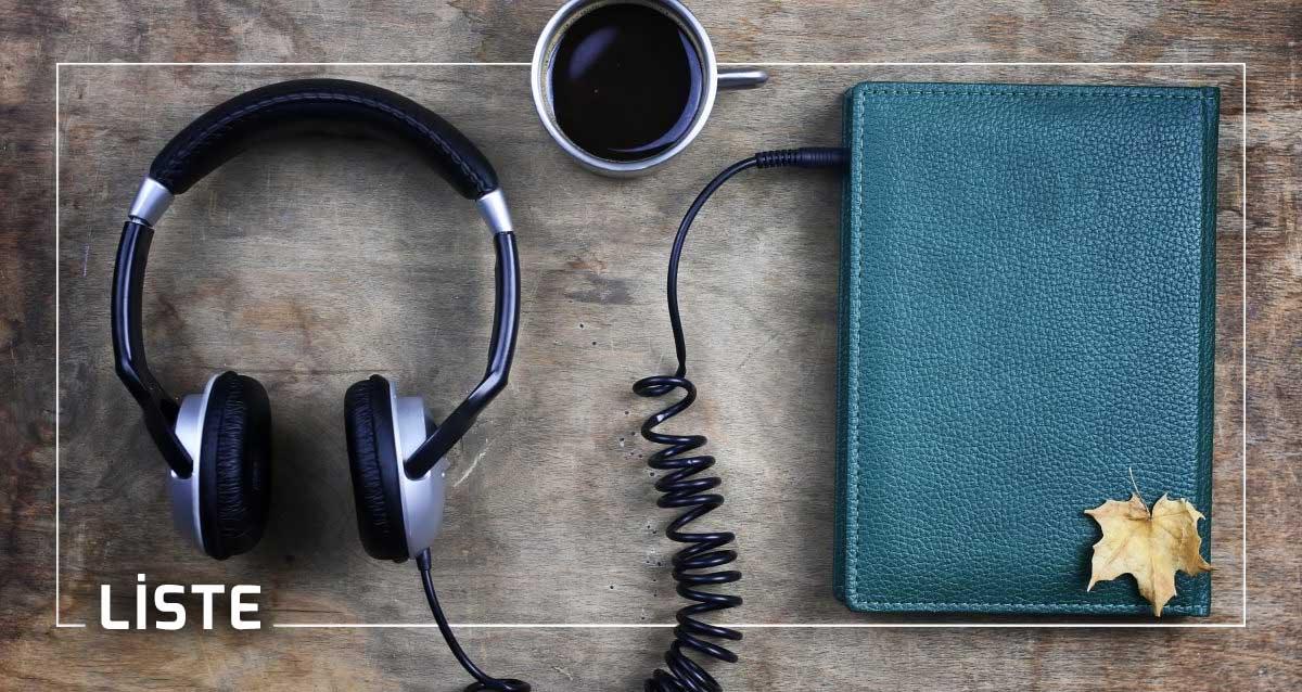Sesli Kitap Uygulamaları