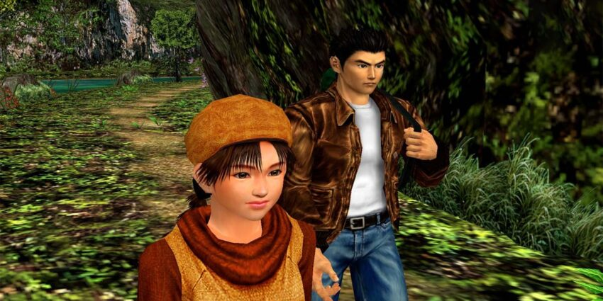 shenmue anime oluyor