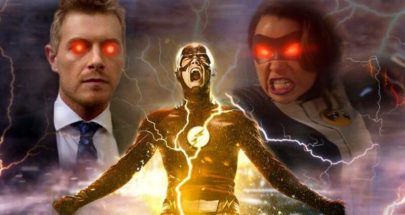 The Flash 7. Sezon Toplumsal Olay