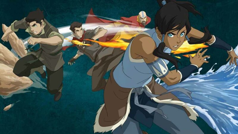 Avatar: The Last Airbender The Legend of Korra
