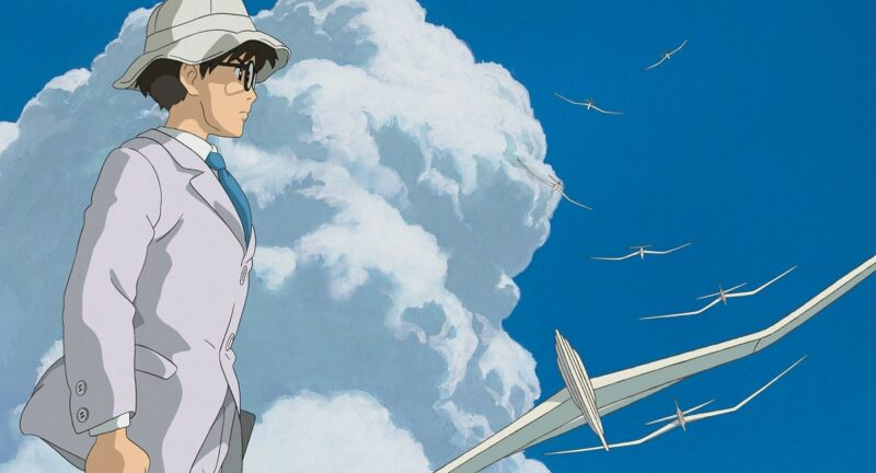 the wind rises studio ghibli