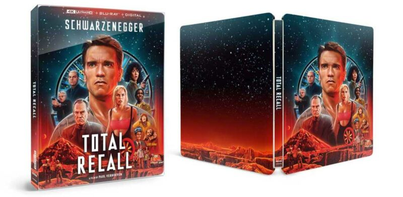 total recall bluray