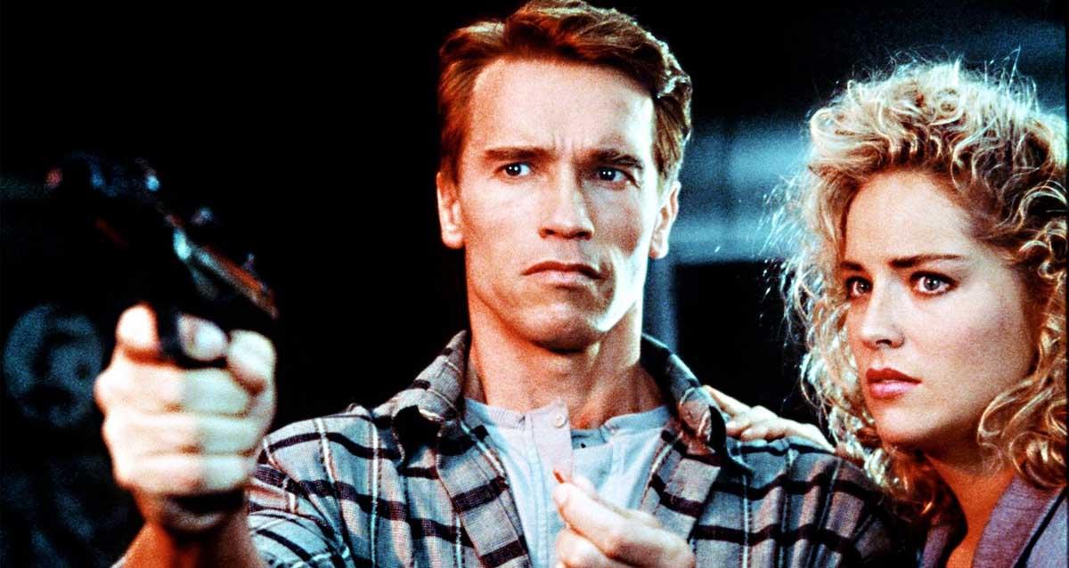 Total Recall 30. Yıl Dönümü 4K Blu-Ray
