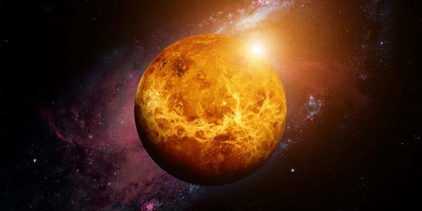 Venüs Yaşam Belirtisi