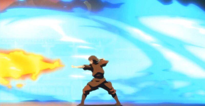 Avatar: The Last Airbender Videosu Zuko