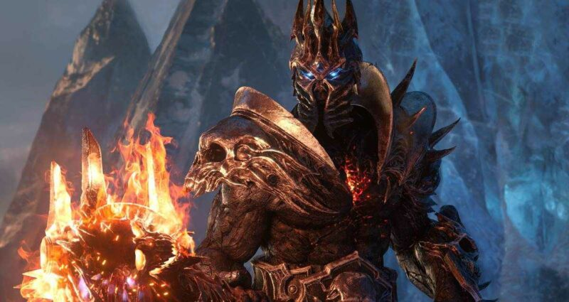 Blizzard world of warcraft oyun