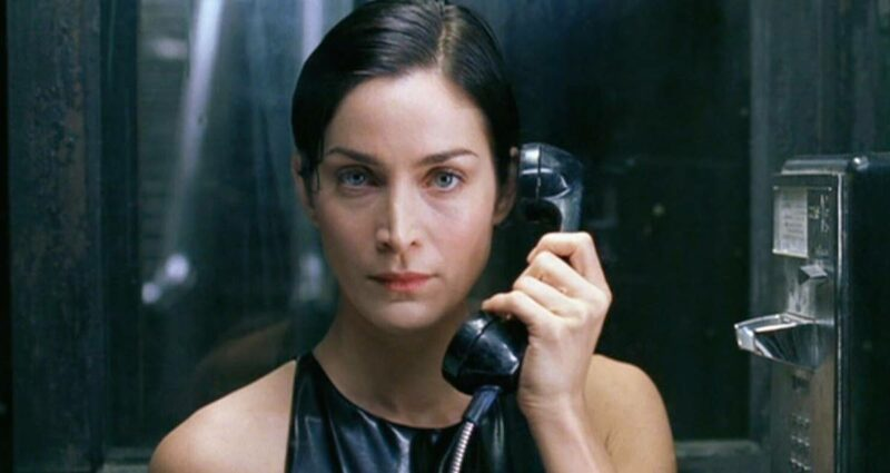 Carrie-Anne Moss matrix