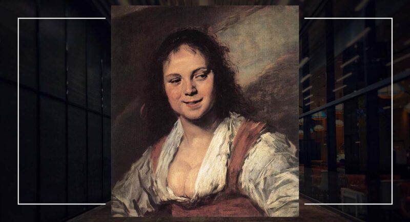 Çingene Kızı - Frans Hals