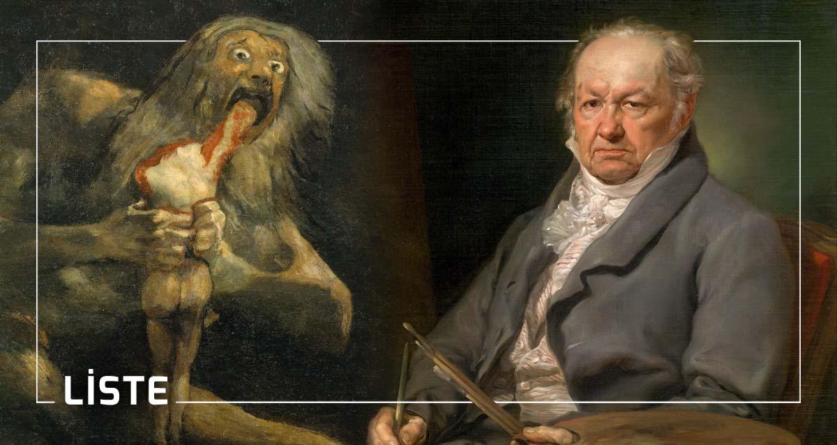 Francisco Goya Hayatı - Eserleri Hakkında Bilgi