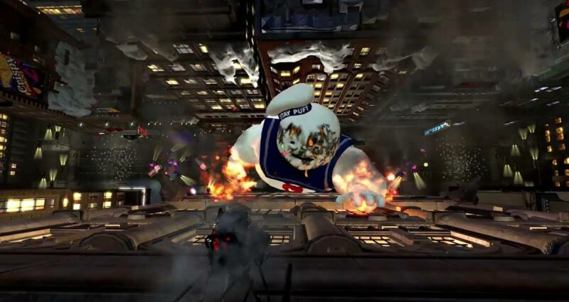 Ghostbusters The Video Game Remastered epic games ücretsiz