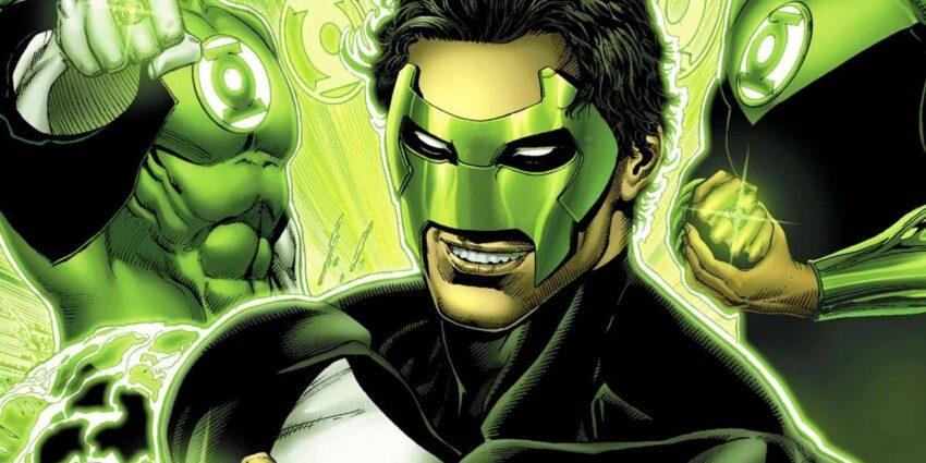 Green Lantern dizisi hbo max