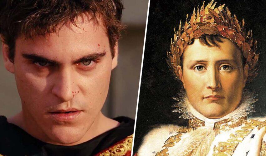 Joaquin Phoenix, Napolyon Ridley Scott Kitbag