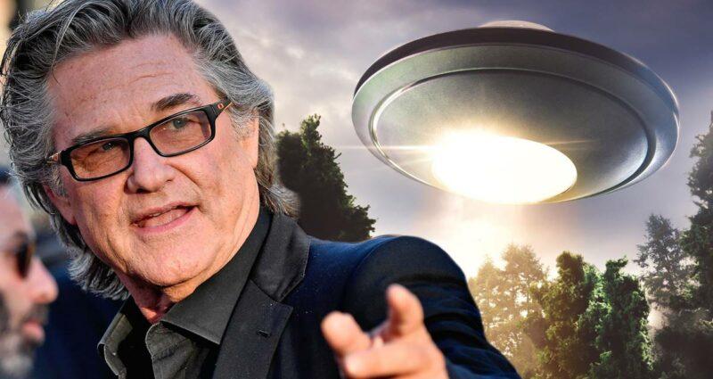 Kurt Russell ufo