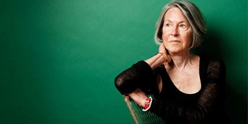 2020 Nobel Edebiyatı Ödülü Louise Glück