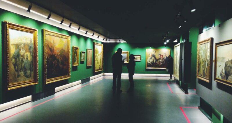 Mimar Sinan Üniversitesi Müzesi Kayıp Tablolar