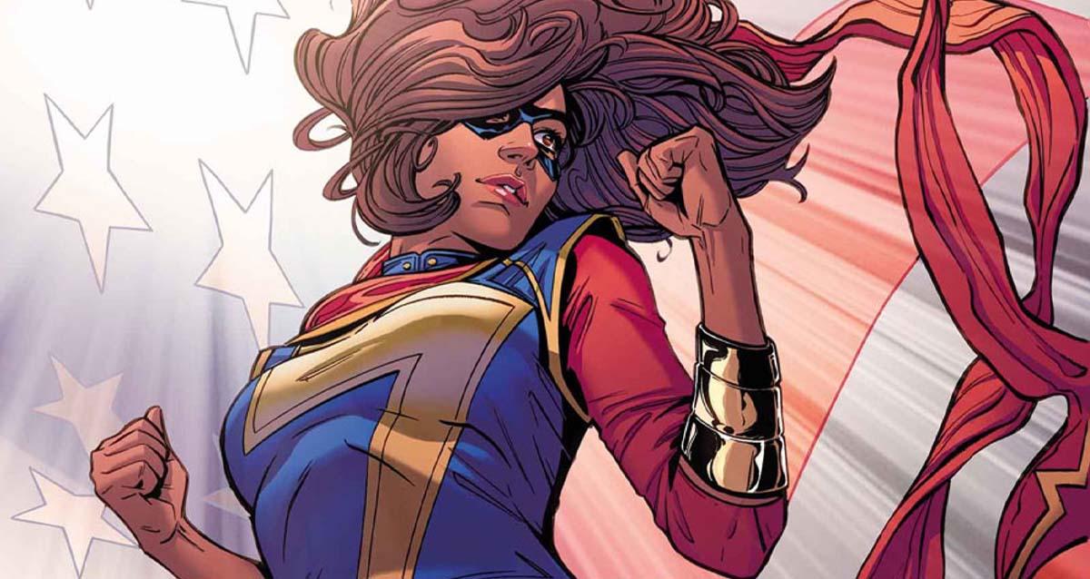 Ms. Marvel dizisi başrol