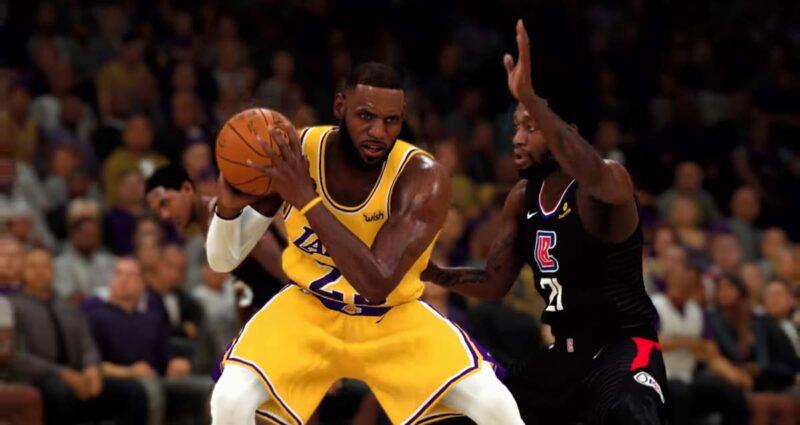 NBA2K21 incelemesi