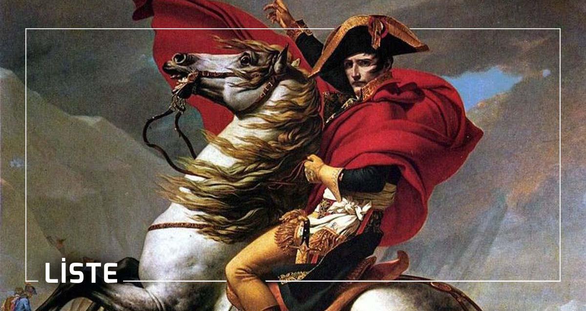 Napolyon Bonapart Kimdir Hayatı